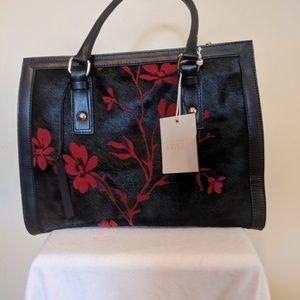 Handbags - Nwt cavalcanti genuine leather purse